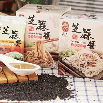 弘益傳香世家 隨身芝麻醬方便醬料理包40g*5包/盒(1盒)
