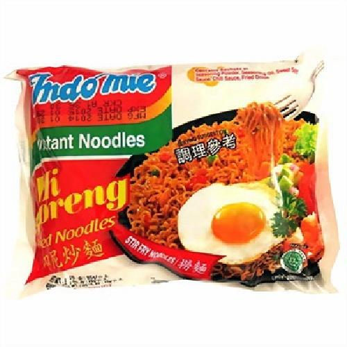 《Indomie》印尼炒麵-5包入(原味-85g/包)