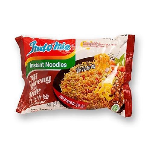 《Indomie》印尼炒麵-5包入(沙嗲-80g/包)