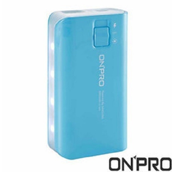 ONPRO MB-PRO600 移動電源 行動電源(藍)