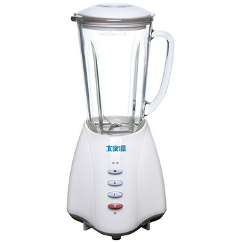 大家源 1.25L玻璃杯碎冰果汁機 TCY-6745