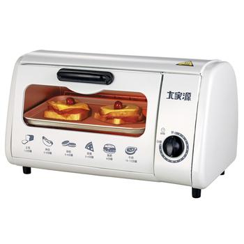 大家源 8L單旋鈕電烤箱 TCY-3808A