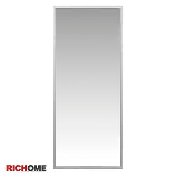 ★結帳現折★RICHOME 小里恩時尚鋁框壁鏡