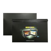 ~Big Tab~For InFocus IF236a 24吋大平板電視螢幕保護貼 24吋