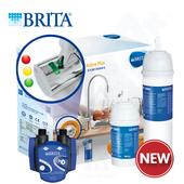 《德國BRITA》LED On Line Active Plus硬水軟化型濾水器P1000+P3000濾芯【本組合共二支濾芯】(LED P1000+P3000)