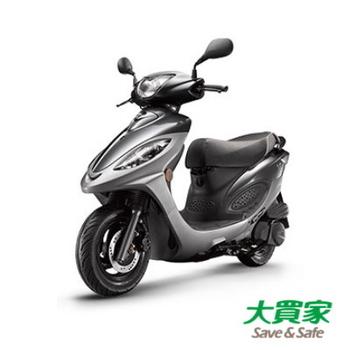 KYMCO 光陽機車 NEW V2 125 碟 MMC - 2016全新車(深灰)