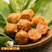 《極鮮配》泡菜貢丸(200g±10%/*10包)