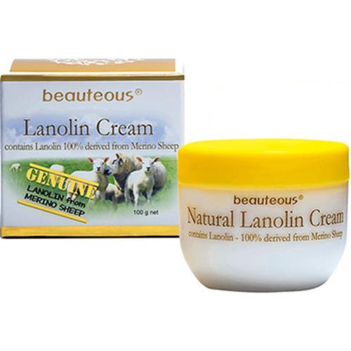 Lanolin Cream 綿羊乳霜(100g)