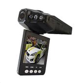 《魔鷹》270度翻轉螢幕6顆紅外夜視燈行車紀錄器H198(黑)