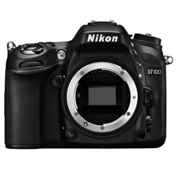 Nikon D7100 單機身*(中文平輸) - 加送相機清潔組+硬式保護貼(黑色)