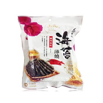 玉民黃金蕎麥 玉民蕎麥海苔薄燒(麻辣風味)-40g