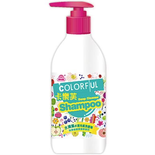 卡樂芙水潤藻水漾光感洗髮精365ml(365ml/瓶)