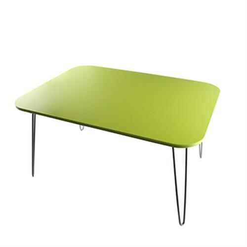 Lincon 綺莉粉彩和室桌(綠色)