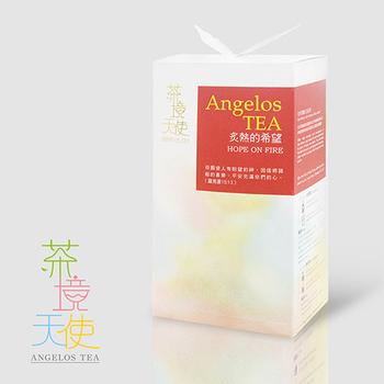 茶境天使 日月潭 紅玉紅茶 茶包-12包/盒(2.5g/包)