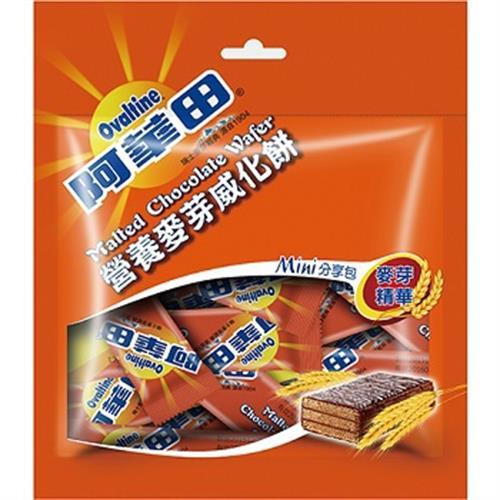 阿華田 營養麥芽威化(100g/包)