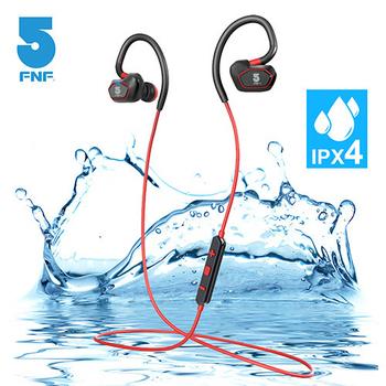 ifive 防汗防水IPX4運動藍牙耳機(經典黑)