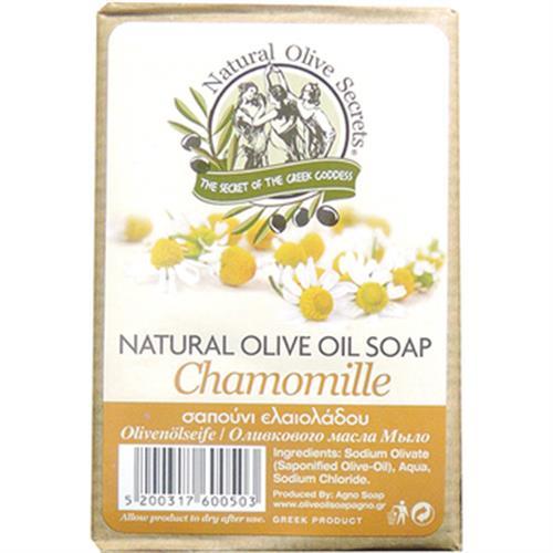 希臘女神橄欖油手工皂/洋甘菊(100g)