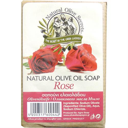希臘女神橄欖油手工皂/玫瑰(100g)
