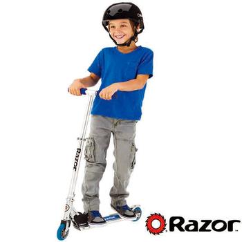 美國 Razor A Scooter 兒童 滑板車 / 平衡車 - 藍色(藍色)