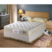 《ESSE御璽名床》馬來西亞2.5硬式乳膠床墊3.5x6.2尺 -單人