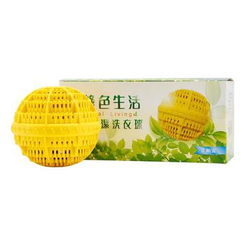《騰福科技》去汙潔淨洗衣球 (2顆入)