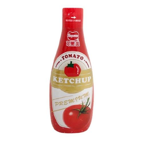 可果美 美式蕃茄醬(300g/瓶)