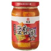 《丸莊》香辣豆腐乳(350g)