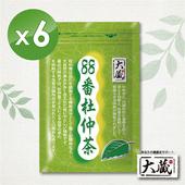 《大藏》88番杜仲茶 (30包x6袋/組)