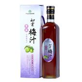 《甲仙農會》有機 紫蘇梅汁(500ml)
