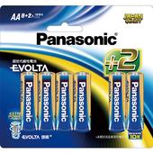 《Panasonic》鈦元素電池(4號8+2)