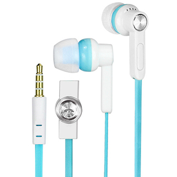 NAKAY 智慧型扁線防噪手機耳麥(NEM-11)