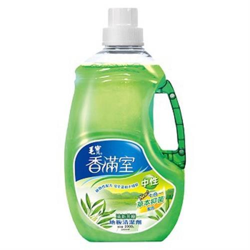 毛寶 香滿室地板清潔劑清新茶樹(2000g/瓶)