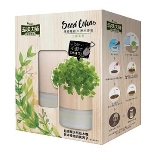 去味大師 植物香氛-玉露茶香(100ml/盒)