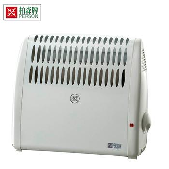 柏森牌 壁掛式用電暖器 (白色)