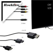 《Rockfire》PS2/PS3/XBOX 360/ Wii四合一色差線