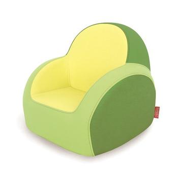《Dwinguler康樂》康樂Dwinguler兒童單人沙發(綠)(45*48.5*47cm)