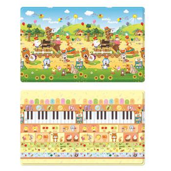 Dwinguler康樂 韓國Dwinguler康樂點讀遊戲地墊(音樂大遊行)(230*140*1.5cm)