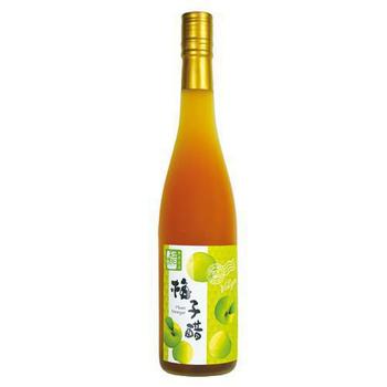醋桶子 果醋禮盒-梅子醋600ml/瓶(梅子醋x1)
