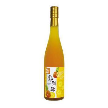 醋桶子 果醋禮盒-鳳梨醋600ml/瓶(鳳梨醋x1)