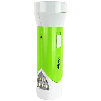 ★結帳現折★NAKAY 國際電壓 充電式100流明LED手電筒(NLED-102)