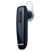 《aibo領導者》立體聲藍芽耳機 黑紅 LY-MIC-BTQ2