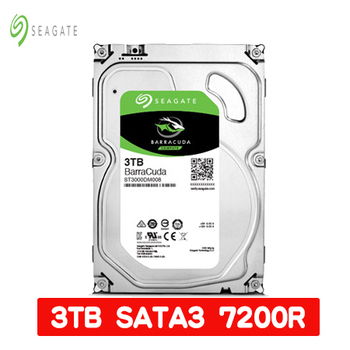 Seagate 希捷 3TB 3.5吋SATAⅢ硬碟 (ST3000DM008)