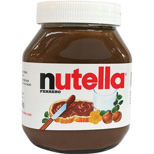 Nutella能多益 榛果可可醬(750g/罐)