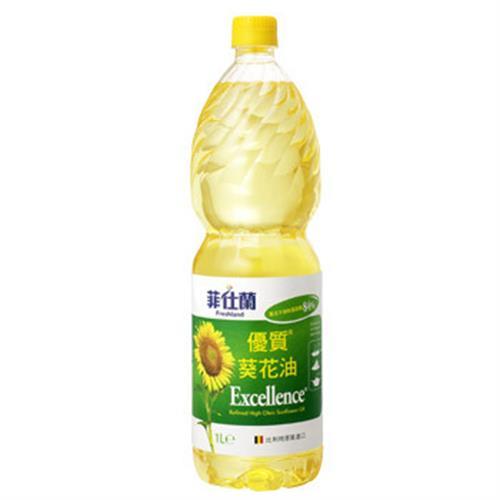 菲仕蘭 優質葵花油(1L)