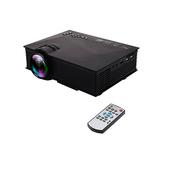 《IS愛思》P046W 140吋無線同屏微型投影機(黑色)