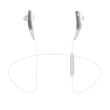 長江 NAMO Z5磁吸運動頸掛藍牙耳機(銀色)