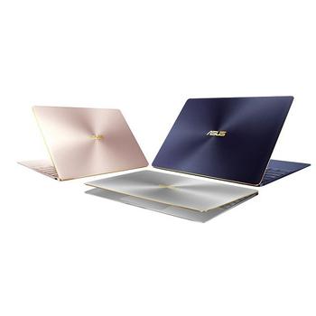 ASUS UX390UA/ i5-7200U/LPDDR3 8G (On board)/512G SSD(UX390UA-0081B7200U玫瑰金)