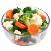 《幸美生技》歐盟有機認證-進口急凍蔬菜(綜合時蔬 250g/包)