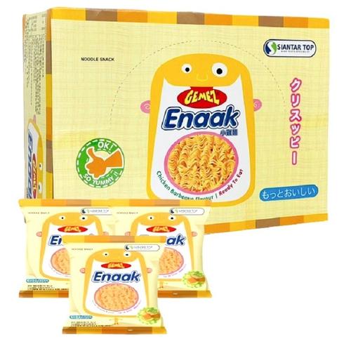 韓國超夯 Enaak 小雞點心麵(16g*30包/盒)