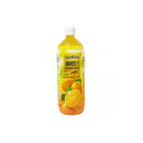 香吉士 柳橙果汁飲料(1250ml/瓶)
